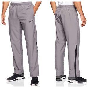 Nike Woven Dry Pant - Gunsmoke/black